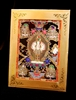 1000 Armed Chenrezig Meditation Card Traveling Alter Frame Included