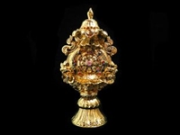 24 Carat Gold Plated All In One Eight Auspicious Symbols large