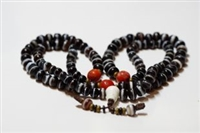 Very Rare Medicine Buddha Wrist Mala 15mm 108 Beads