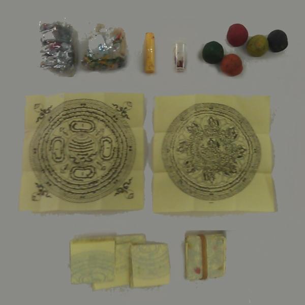 Medicine Buddha Treasure Vase