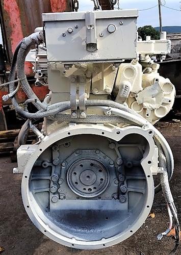 Remanufactured Marine 3116 Caterpillar engine