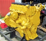 Sample of C7 Remanufactured Engine