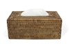 "Rectangular Tissue Box  AB - 10.5x5.75x4.25""H .."