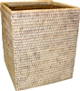 Square Waste Basket - WW 9x9x10.5'H