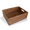 "Rectangular Everything Basket  - AB 15.5x12x6""H.."