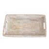 Rectangular Platter Tray - WW 21.5x12x2.5'H