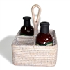 "Vinegar Tray  Loop Handle - WW 8x8x9.5"".."