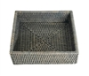 Square Lunch Napkin Box  - GW 7.75x2.5'H