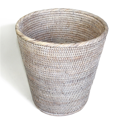 "Round Waste Basket Small - WW 11x12""H.."