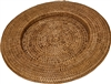 "Round Charger Plate- AB 13.75""D.."