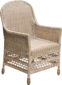 "Elegant Dinning Arm Chair  - WW 23x25x40""H .."
