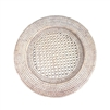 "Round Plate Charger - WW 12.5"".."