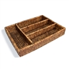 Utensil Compartment Tray  - AB 14x11x2.5""