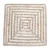 Square Placemat  Open Weave - WW 14""