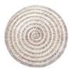 Round Placemat  Open Weave- WW 14""