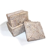 Square Coaster Box Set of 6 - WW..
