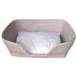 "Dog Bed with Cushion - WW 26x19x9"".."
