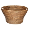 "Oval Family Basket - AB 23.5x16.5x14"".."