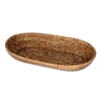 "Oval Bread Basket  - AB 16x8x2.5""H.."