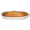 "Oval Bread Basket - WW 16x8x2.5""H .."