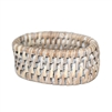 "Oval Napkin Ring Oval  - WW 2.75x1.5x1.25"".."
