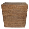 "Rectangular Storage with Lid - AB  20x10x22""H.."