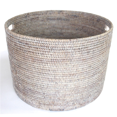 Open Round Storage Basket  - WW 20x20x14'