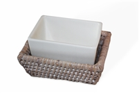 "Sugar Dish - WW 4.25x3.25x1.75"".."