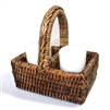 "Salt & Pepper Basket  - AB 4.5x3x5"".."