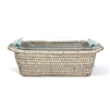 "Rectangular Bakeware Pyrex Loaf - AB 11.5x6x3"" Basket Size (Pyrex Included) .."