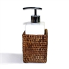 "Square Soap Dispenser Pump  - AB  3x4"".."
