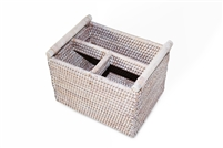 Remote Control Basket - WW 8x6x5""