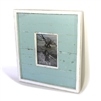 "Frame RW Light Blue Wide Panel (5x7) 14x16"" .."