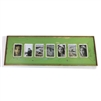 "Frame RW Pale Green Rustick 7-pic (4x6) - 42x14"" .."