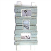 Frame RW Ladder Pale Blue 3-pic 14x29""