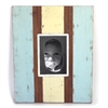 "Frame RW Rustic Green Blue Wide Panel (5x7) 13x16"".."