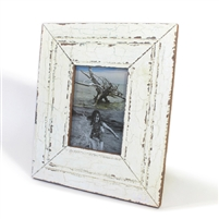 "Frame RW Rustic White Wide (5x7) 12x14"" (Stand).."