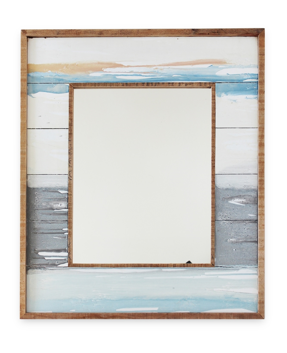 Mirror WC Sunset 22x26\