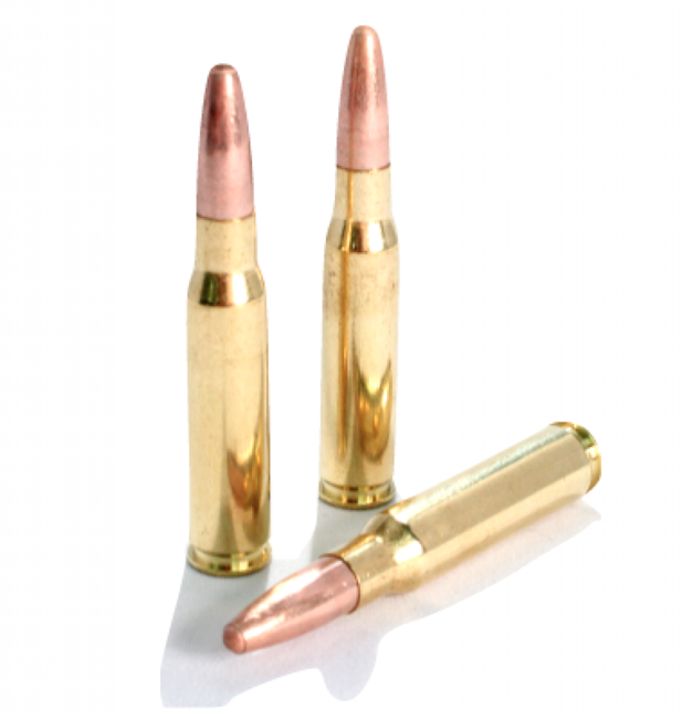 .308 WIN 125gr Limited Penetration Frangible