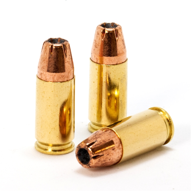 EBR 9mm Subsonic Hollow Point 147gr