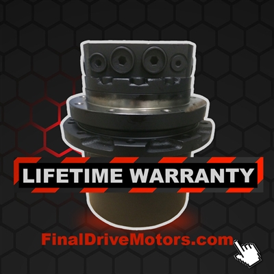 Yanmar B08 Scoopy Final Drive Motor With Travel Motor