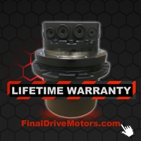 New Holland E50B Final Drive Motor Travel Motor