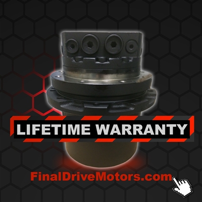 New Holland EH50 Final Drive Motor Travel Motor