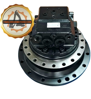 Hyundai R210 Final Drive Motor -  Wholesale Hyundai R210 Travel Motors