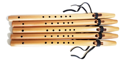 Stellar Flutes - Basic Native American style flute in the key of F#