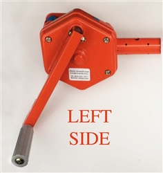 self locking crank