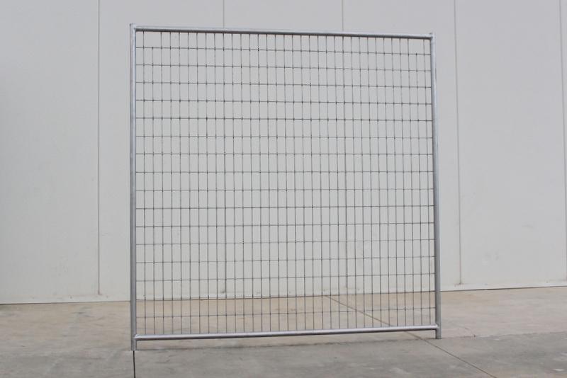 """Cactus Kennel Panel - 6\' x 6\' x 6\', 1-3/8"""" diam. 18 gauge galvanized ..."""