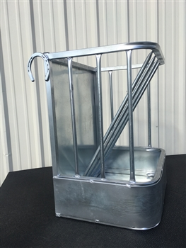 "24"" Feeder Heavy Duty W/O Lid"