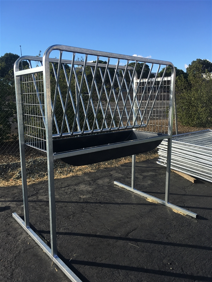 hay rack weather horse cashmans all feeder piece product