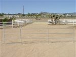 Horse Corral Gate 3 Rail